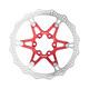 Reverse Disc brake rotor Brake Disc SL red